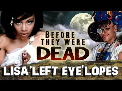 LISA LEFT EYE LOPES - Before They Were Famous - TLC