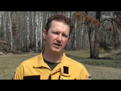 Prescribed Fire: Prince Albert National Park