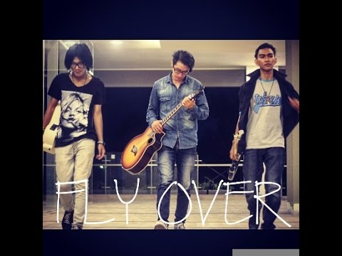 FLY OVER band -