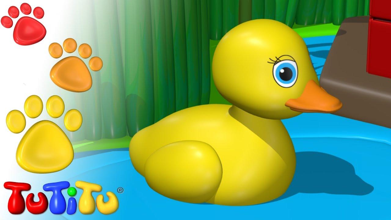 TuTiTu Animals | Animal Toys for Children | Duck - YouTube