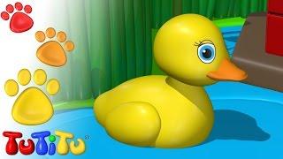 TuTiTu Animals | Animal Toys for Children | Duck
