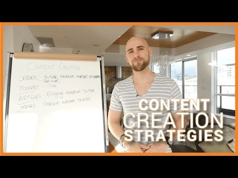 Content Creation Strategies: How To Create Content Online