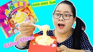 ĐỒ CHƠI POPIN COOKIN   BỮA TIỆC NERUNERU ĂN MỪNG 600,000 Subscribers!
