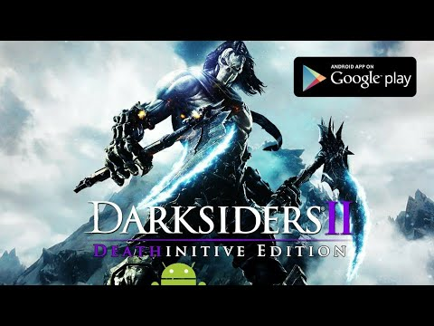 DARKSIDERS 2 TOP ANDROID GAMEPLAY/GAMING