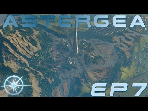 Cities: Skylines, Astergea EP7 - The Yggdrasil Arcology and Wyrd Beltway