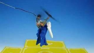 空中戦機エアボッツ テイクオフ&ランディング