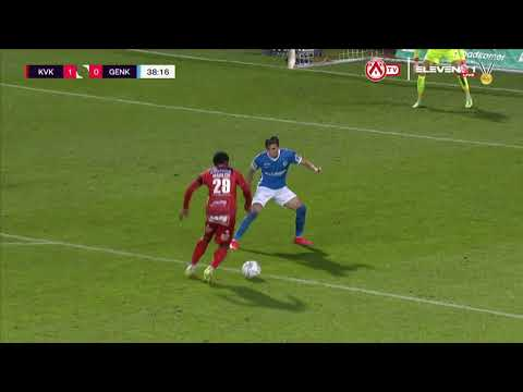 Kortrijk Genk Goals And Highlights