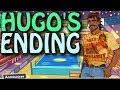 HUGO'S WRESTLING ENDING - 2 GIRLS 1 LET'S PLAY PART 33