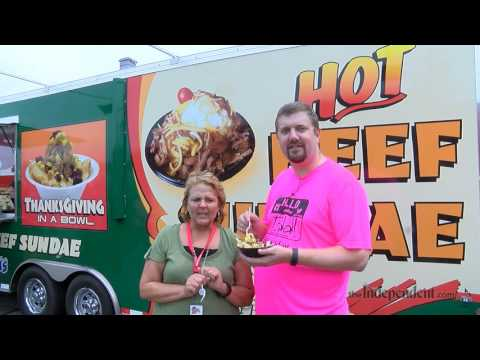 2016 Nebraska State Fair food taste test