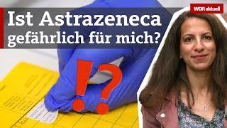 Astrazeneca-Impfung bei jungen Frauen: Ist das riskant? | Corona-Impfung - Eure Fragen