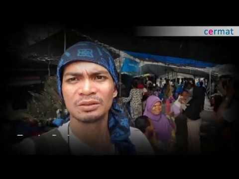 Kisah Jurnalis di Lokasi Gempa Halmahera Selatan