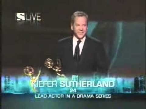 Kiefer Sutherland - Emmy Awards 2006