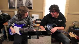 Behringer Hell Baby vs Dunlop Cry Baby