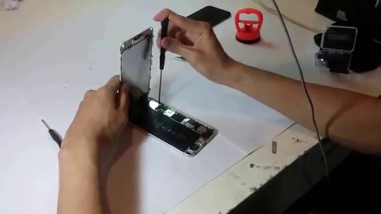 Iphone 5 Dan 6 Masalah Battery Melembung Membuat Lcd Terangkat