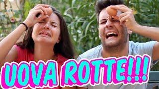 UOVA IN TESTA! - Egg Roulette Challenge (ITA)