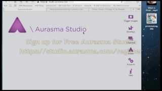 aurasma studio walkthrough