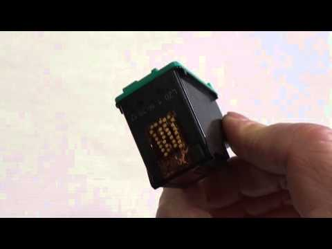 How to Keep Opened Ink Cartridge when not into the printer