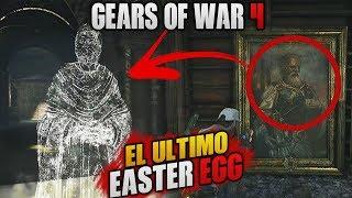 EL ULTIMO EASTER EGG QUE EXISTE EN GEARS OF WAR 4!!