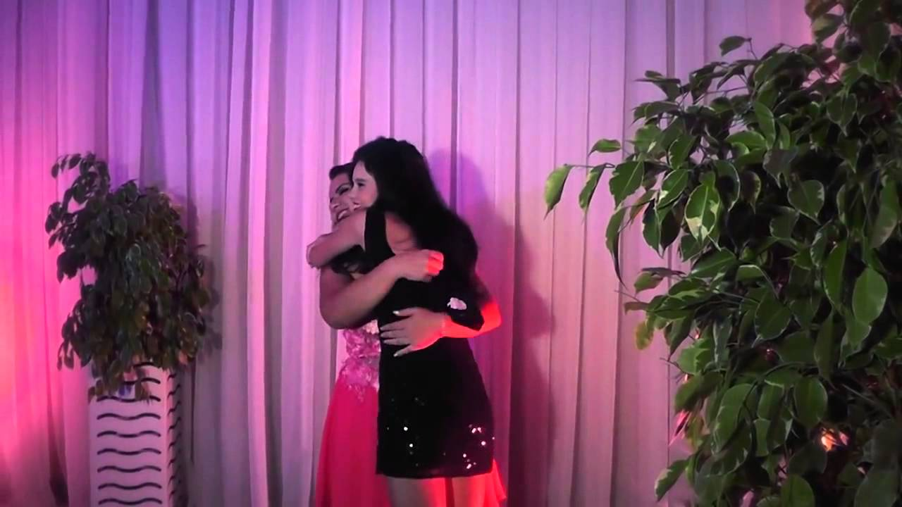ba25a938f Ana Luiza - 15 anos - Fevereiro 2015. - YouTube