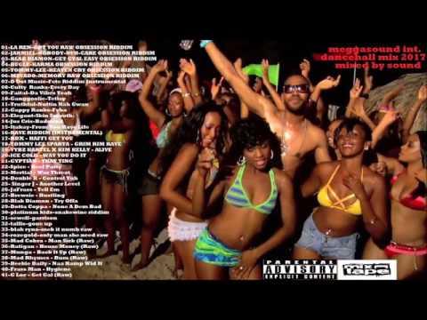 dancehall mix vol 1 2017