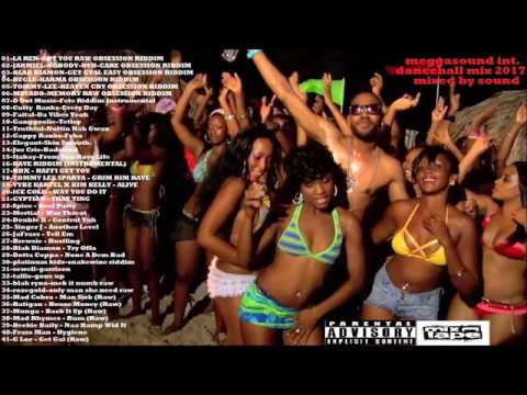 dancehall mix vol 1 2017