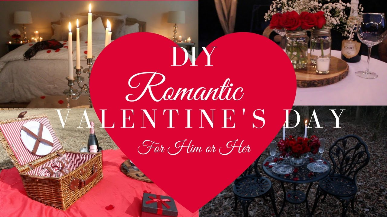 Valentine S Day Ideas For Him Or Her Romantic Valentine S Day