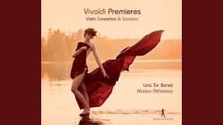 Violin Concerto in C Minor, RV 771 (arr. of RV 5) : II. Grave