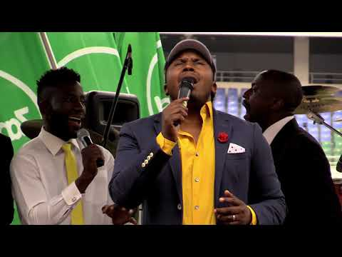 Ephraim -  Healer LIVE IN CHAPRO SINACH CONCERT