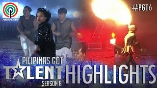 PGT Highlights 2018: Awra Briguela & Amazing Pyra's Performance