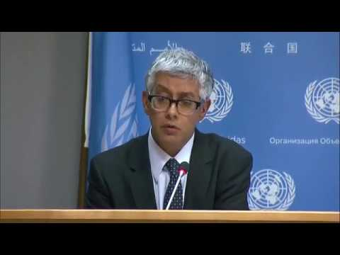 Sahrawi refugees in Algeria & other topics - Daily Briefing (2 June 2017)