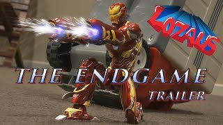 IRONMAN Stop Motion Action Video Part 9 ENDGAME Trailer