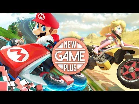 Mario Kart 8 Deluxe: Blauer Panzer of Doom, Anime-Figuren in Lebensgröße   New Game Plus #28
