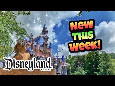 New This Week at Disneyland! | Disneyland Resort Update (2019)
