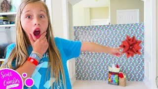 OPENING PRESENTS on BRAY'S 10TH BIRTHDAY!! HUGE SURPRISE PRESENT!!