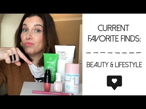 Current Favorite Finds!  |  What Kate Finds