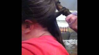 """Kayleigh show hair """"JOB HAIR STYLE"""""""