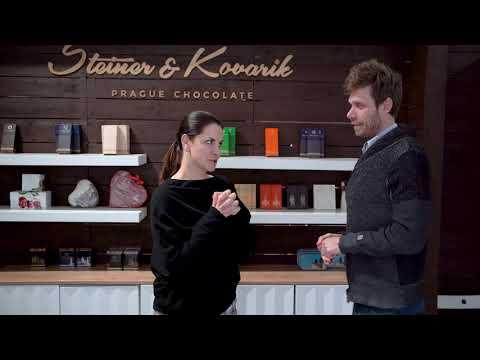 Zákulisí naší návštěvy v továrně na čokoládu Steiner & Kovarik