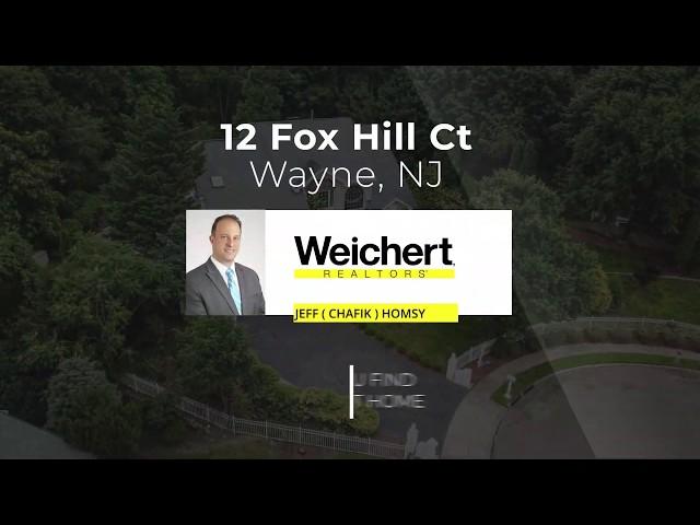 12 Fox Hill Ct, Wayne, NJ   39790454 zpid