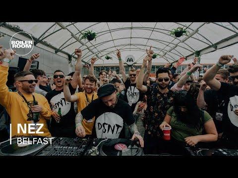 Nez Crunchy Techno & House Mix   Boiler Room x AVA festival