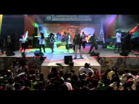 Anguilla Band Clash 2012 - DVD Promo