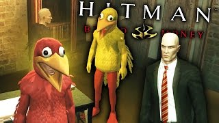 CULT OF THE CHICKEN-MAN | Hitman: Blood Money - Funny Moments (Gameplay Montage)