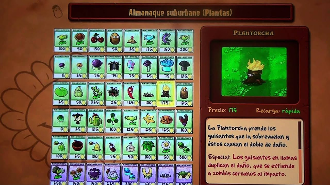 plants zombies game