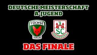 DM-Finale A-Jugend Füchse Berlin - SC Magdeburg