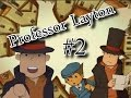 Ik krijg Fangasms - Professor Layton and the Curious village #2