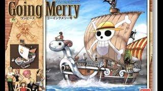 Minecraft # - Going Merry - เรือโกอิ้ง แมรี่ หรือป่าวว ??!!