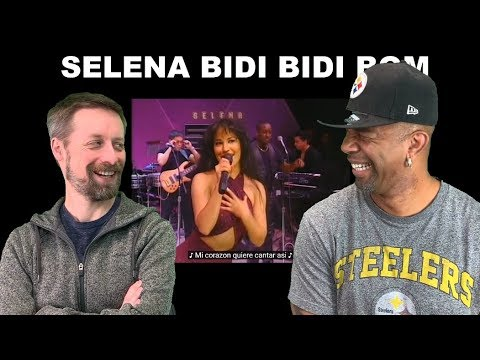 Selena REACTION Bidi Bidi Bom Bom