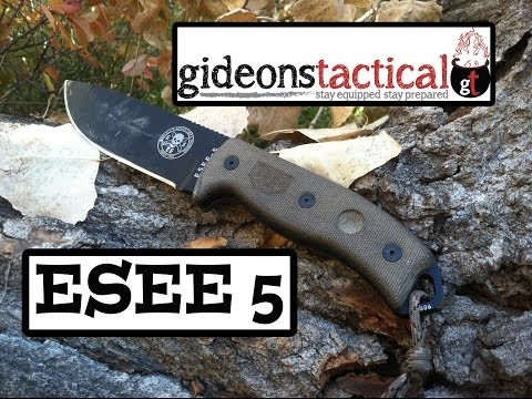 ESEE 5 Knife Review: A Brute Never Looked So Good
