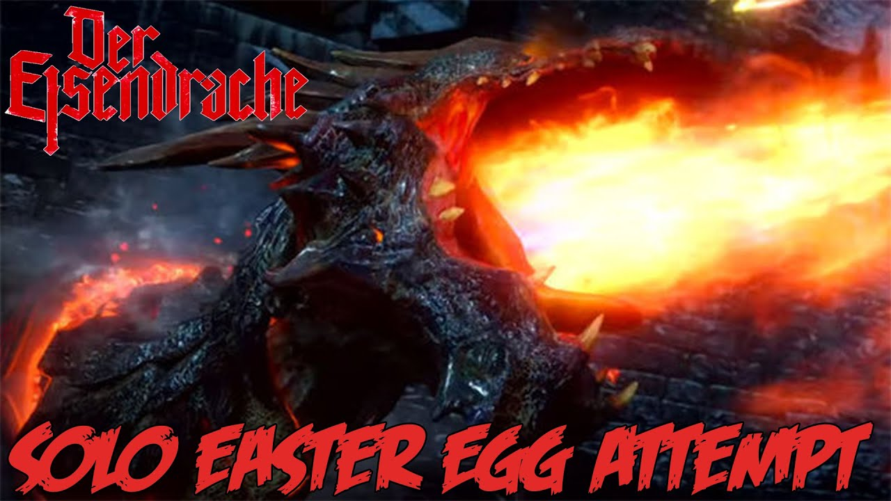 SOLO EASTER EGG RUN 7! - Black Ops 3 `Der Eisendrache` (BO3 Zombies) by  CraigMhgg
