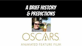 The Oscars Best Animated Feature: A Brief History & Predictions