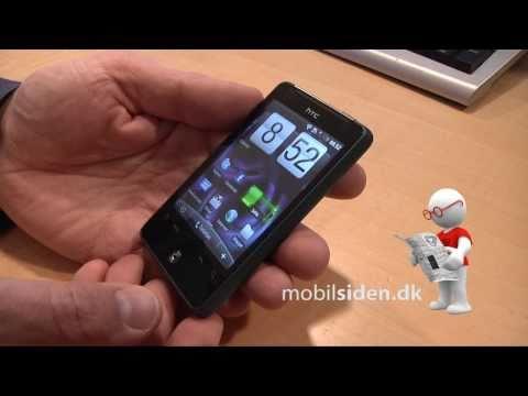 HTC Gratia - smart mobil til oversmart pris
